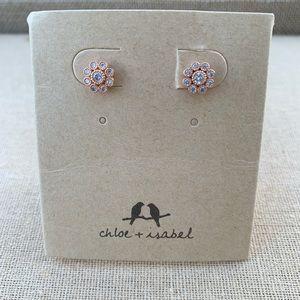 Chloe + Isabel Petits Bijoux Daisy Stud Earrings